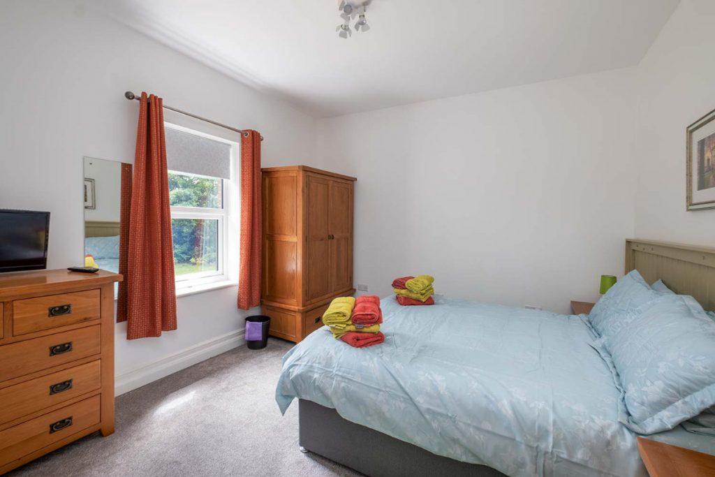 Ground Floor Flat bedroom