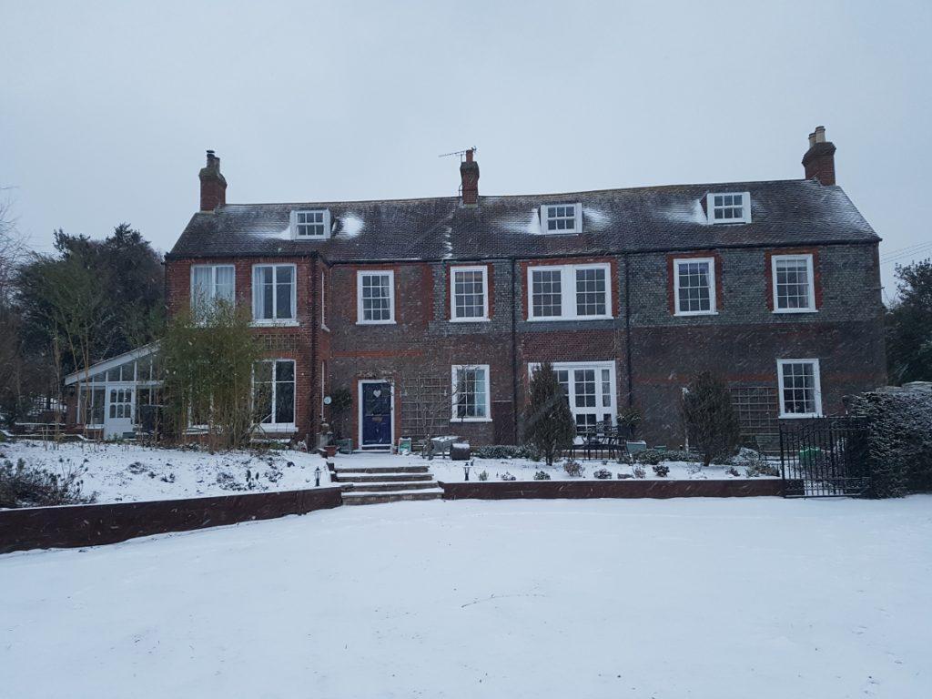 Manor House WInter