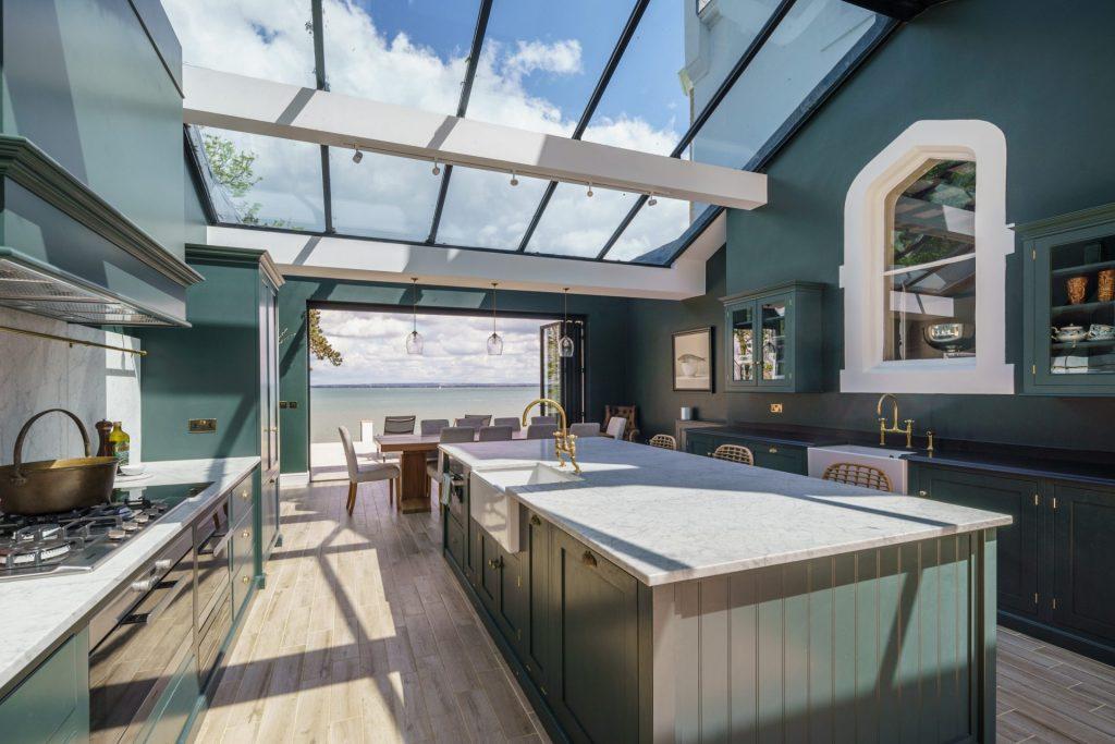 Kitchen, Sea View
