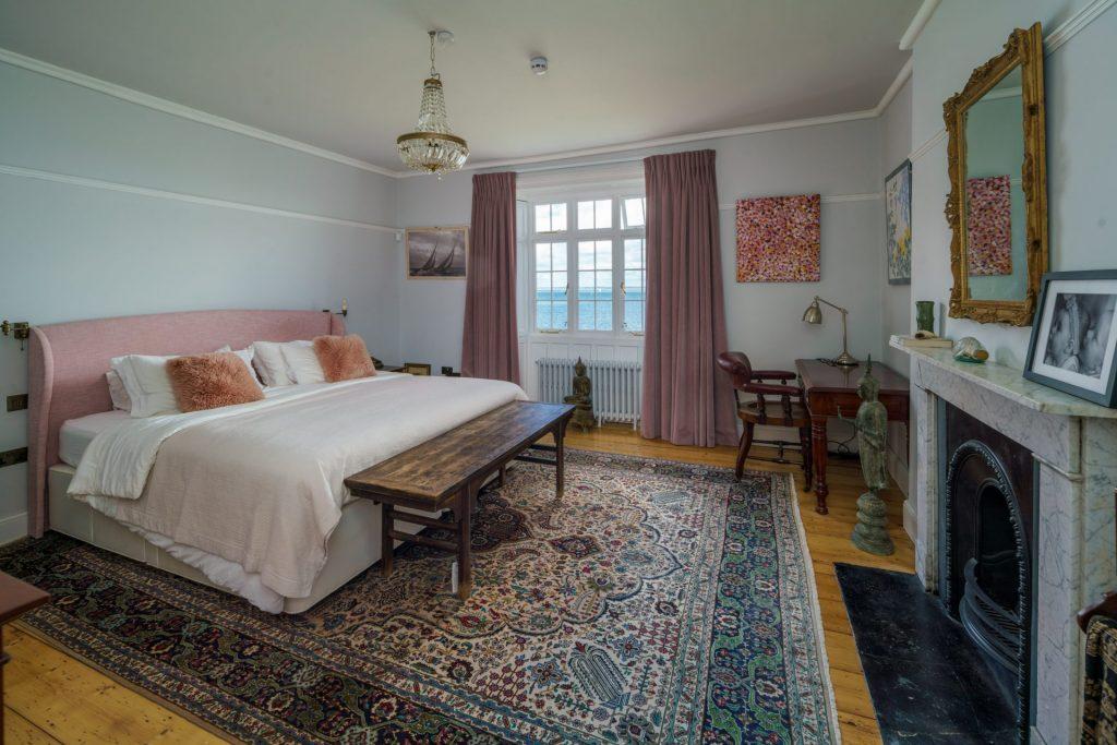 Bedroom, Sea View