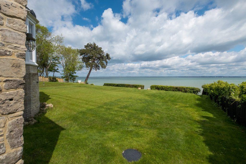 Lawn Sea View