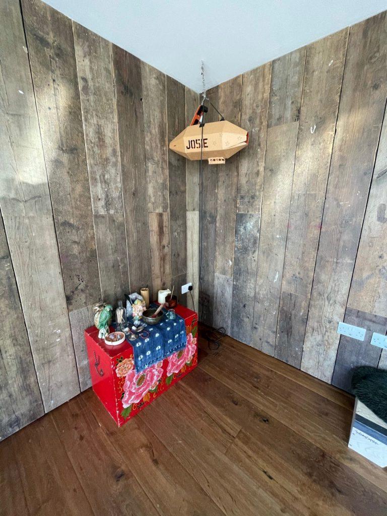 Driftwood Walls
