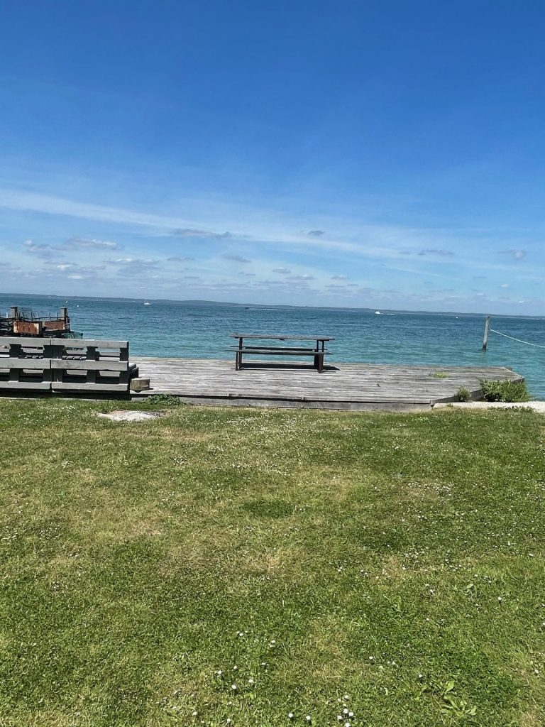 Waterside Sea Views