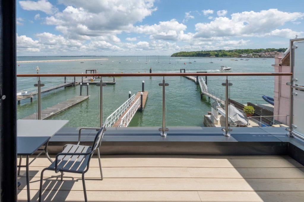 Waterfront Deck