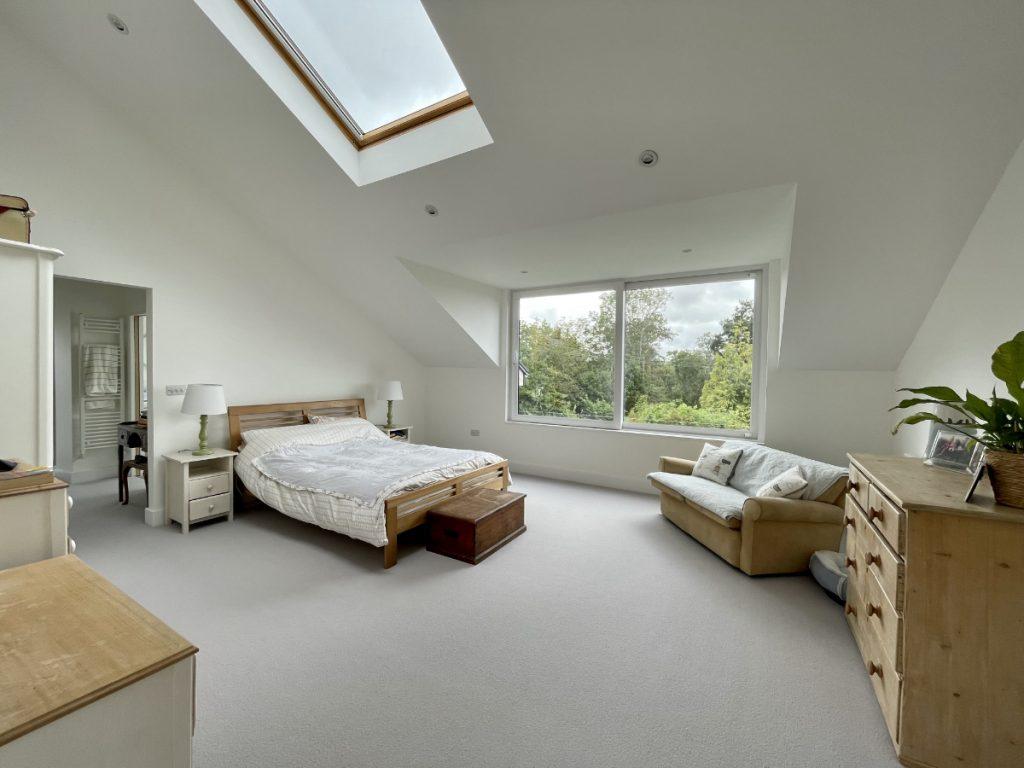 Large Bedroom, Skylight