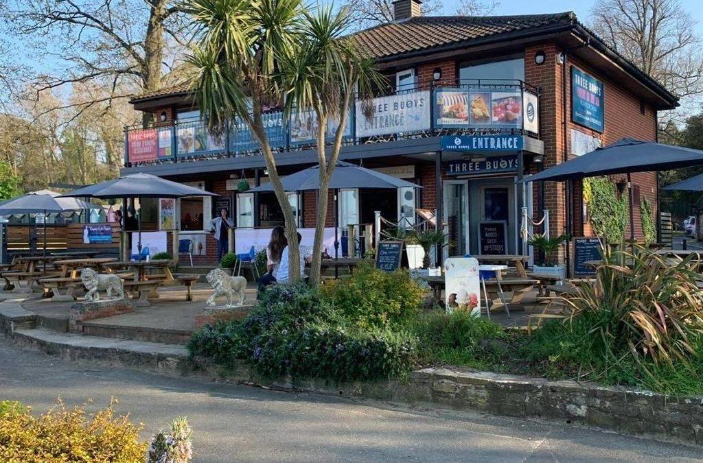 Appley Beach Cafe