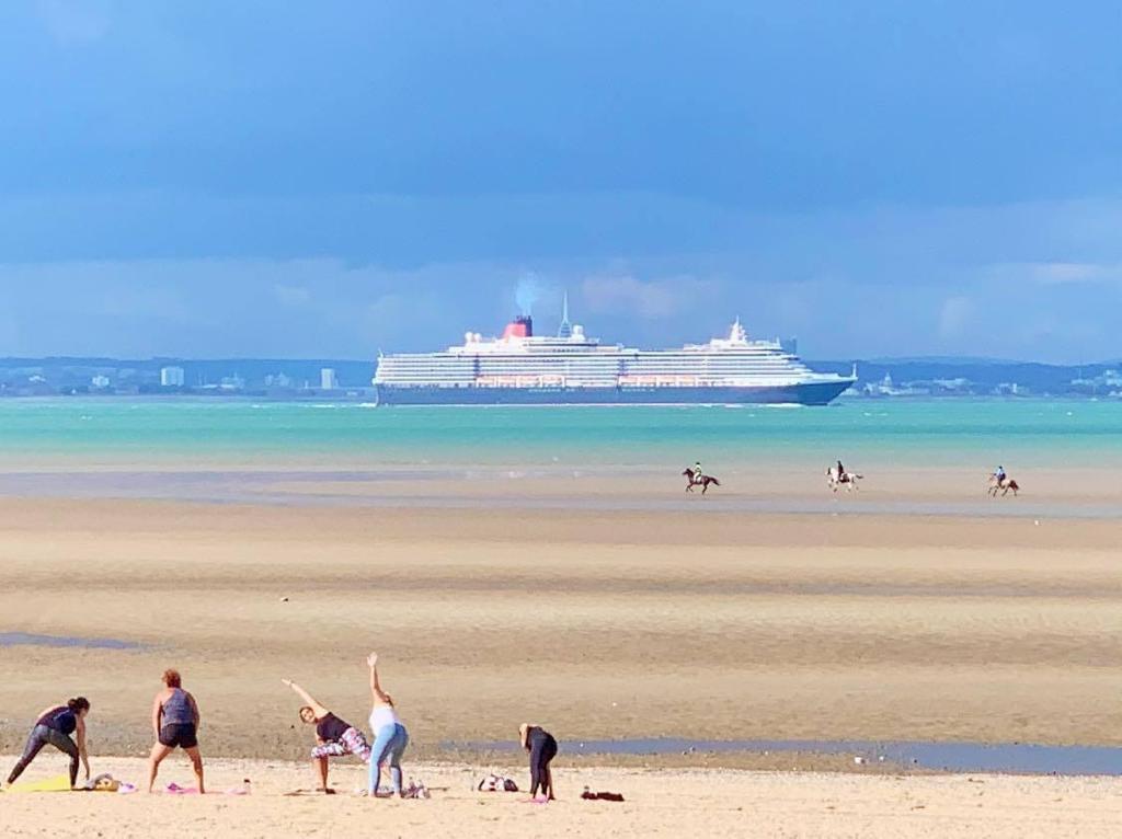 Beach Sandy Sea View