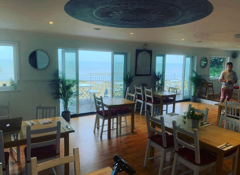 Coastal Interior Floor Wooden